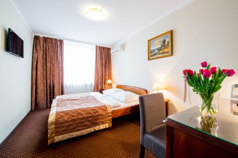 Spend the night at Podlasie Hotel